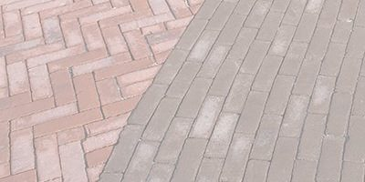 Background flyout menu Pavers