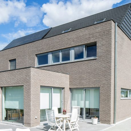 Reference photo new construction single-family in Sint-Amands