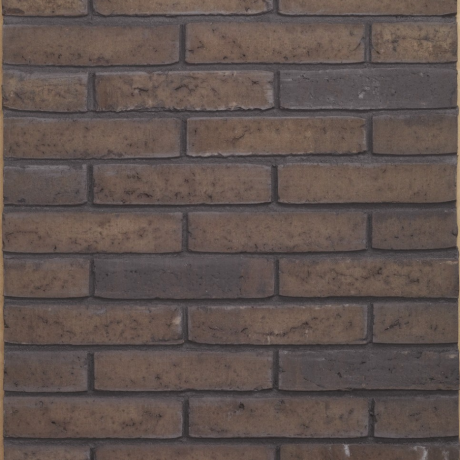 Milosa Cosmos Exclusief facing bricks in a running bond with a mortar application