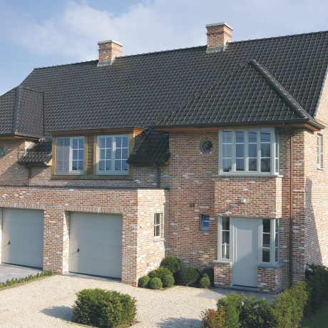 Reference photo new construction single family in Deinze