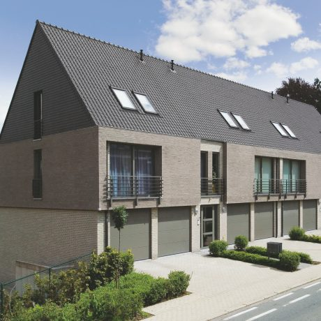 New construction apartment in Itterbeek