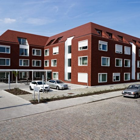 New construction healtcare in Roeselare