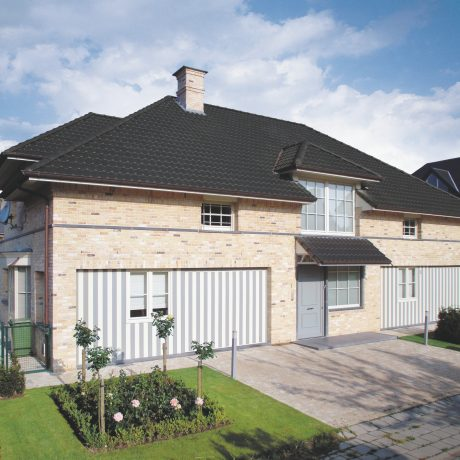Reference photo new construction single family in Wilrijk