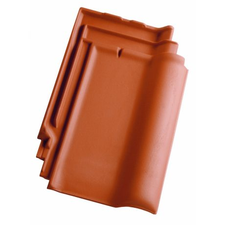 Single product shot of a L15 Natuurrood roof tile