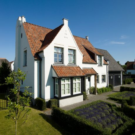 Renovation single family in Knokke-Heist
