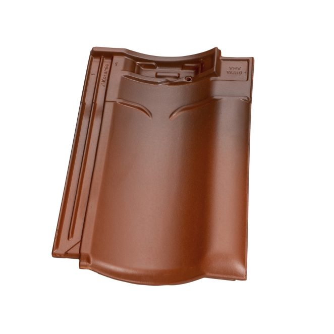 Productshot of the VHV Vario Rustiek engobe rooftile